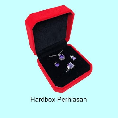 Cetak Hard box Perhiasan