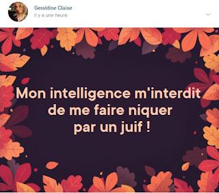 Géraldine Claise , Gérard Menoud