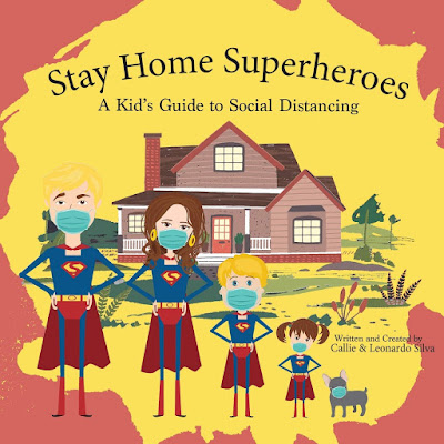 Stay Home Superheroes