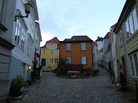 bergen calle noruega
