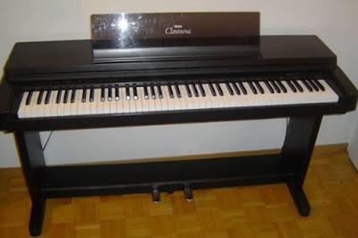 Đàn Piano Điện Yamaha CLP 122 đã qua sử dụng giá rẻ