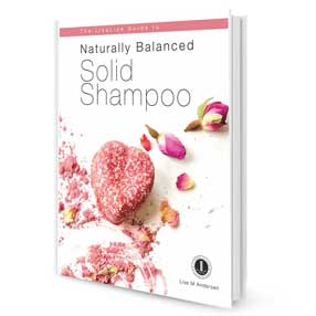 MAKE YOUR OWN SOLID SHAMPOO