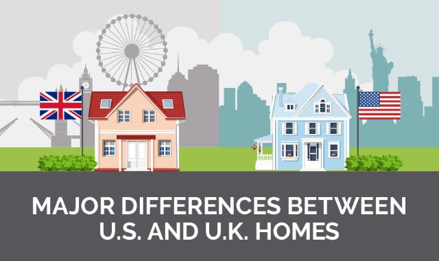 Major Differences Between UK and US Homes