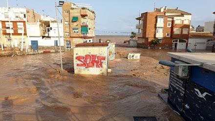 Και έβδομος νεκρός στην Ισπανία από τις σφοδρές βροχοπτώσεις