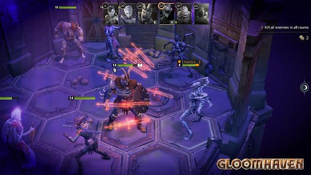 Gloomhaven multiplayers