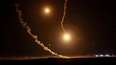Hamas lança foguetes contra Israel