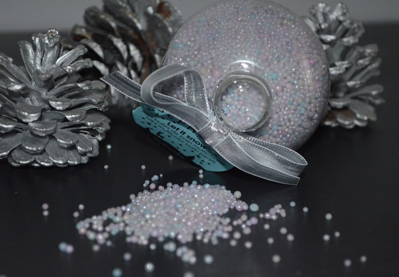 Sephora  Let it snow Mini bulles de bain multicolores