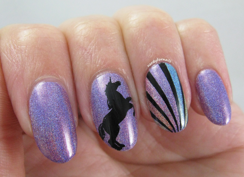Nerdy For Nails More Magical Unicorn Nails