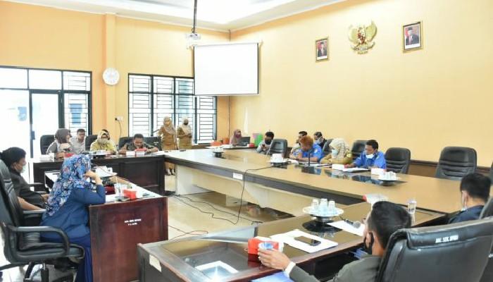 Rapat Kerja, Komisi II DPRD Sinjai Ungkap Aspirasi Warga Soal Tingginya Tarif PDAM