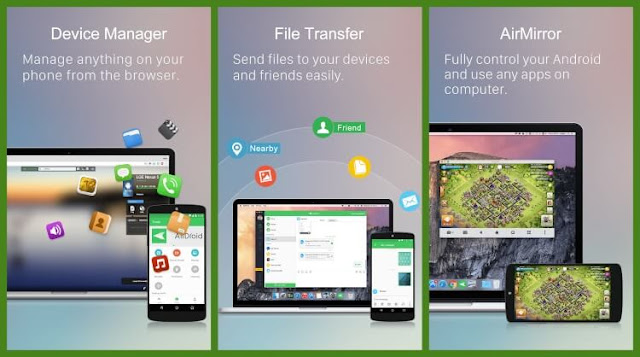 Download AirDroid For Android