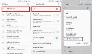 Mengatasi Obtainin IP Address