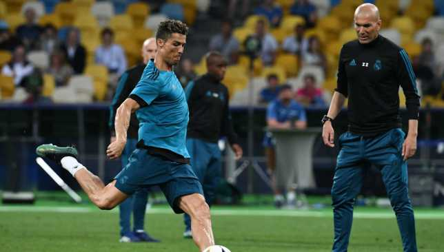 Ronaldo regrets leaving Real Madrid