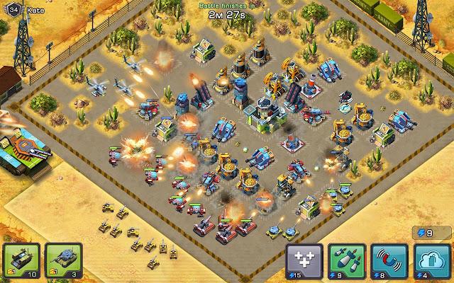 Iron Desert - In the Desert