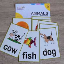 Animals Flash Cards for learning in Port Harcourt, Nigeria