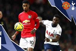 Cuplikan Gol Manchester United Vs Tottenham Hotspur 2-1