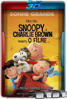 Snoopy & Charlie Brown - Peanuts, o Filme Torrent Dublado