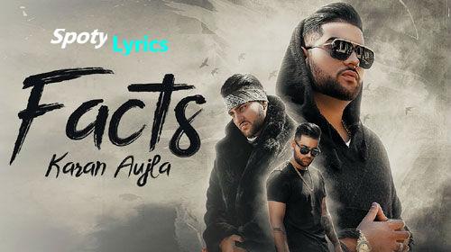 Facts karan aujla new song lyrics