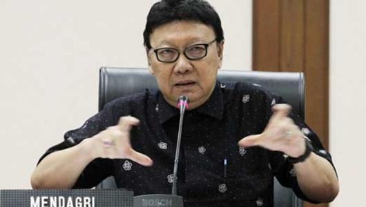 Mendagri: Ada Lho Gubernur Hampir Tiap Minggu Izin ke Luar Negeri