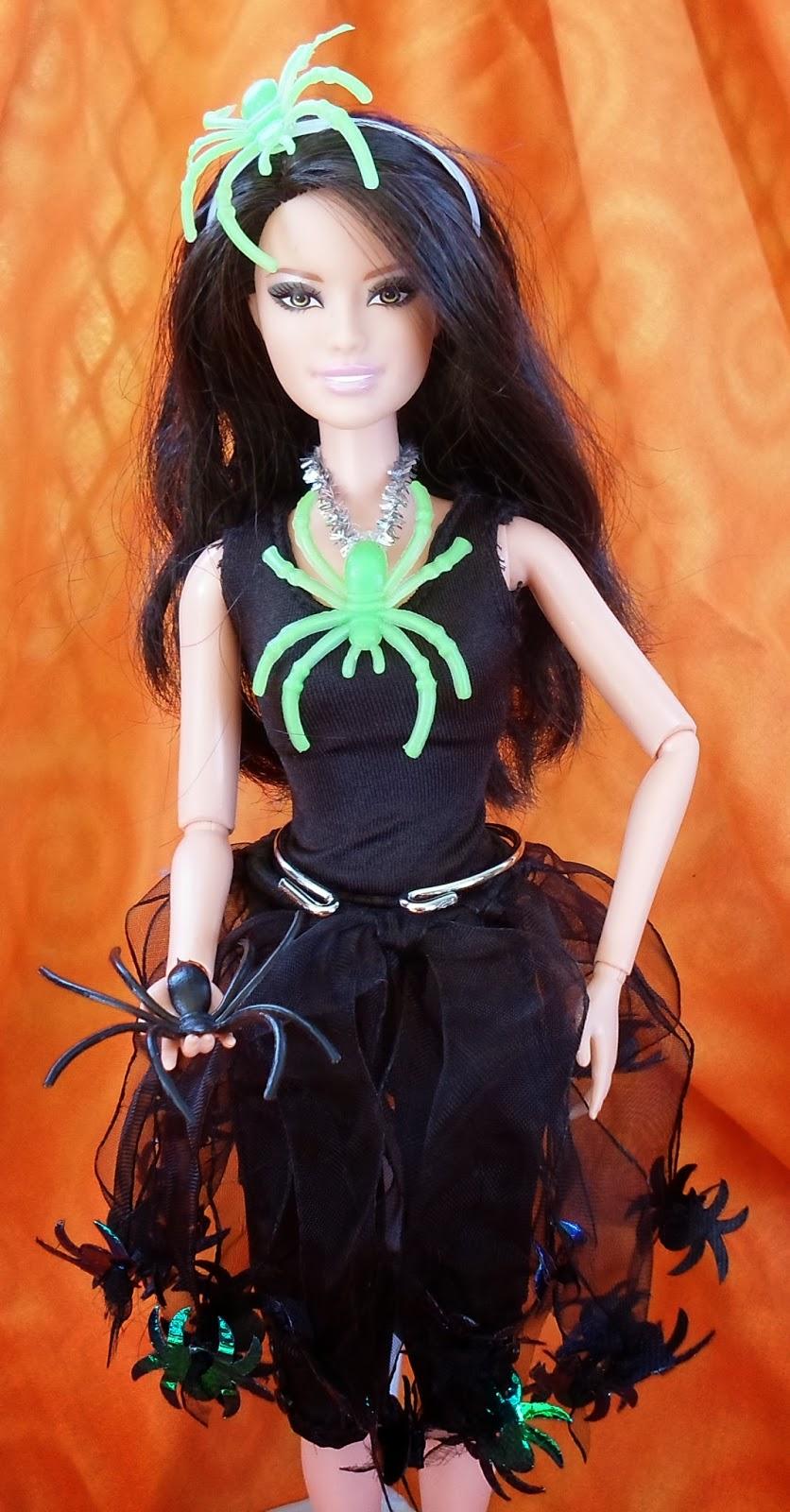 Sexy Barbie Halloween Costume