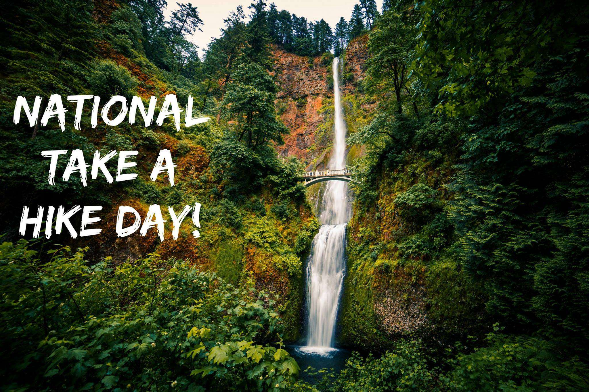 National Take a Hike Day Wishes pics free download