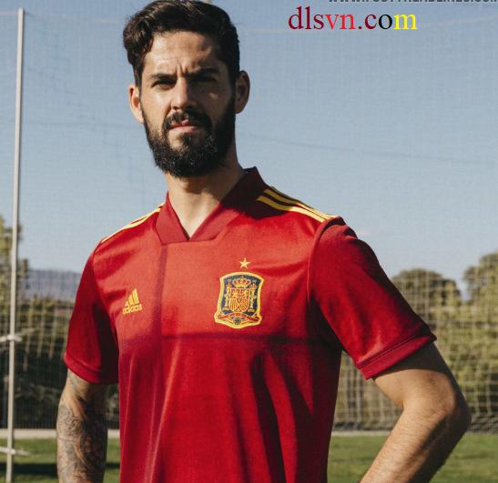 Kit Tây Ban Nha Euro 2020 DLS FTS