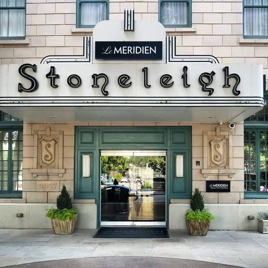 Retro-Chic Luxury: My Stay at Le Meridien Dallas, The Stoneleigh