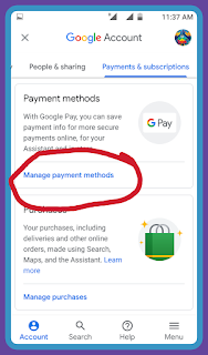 How to Payment methods
