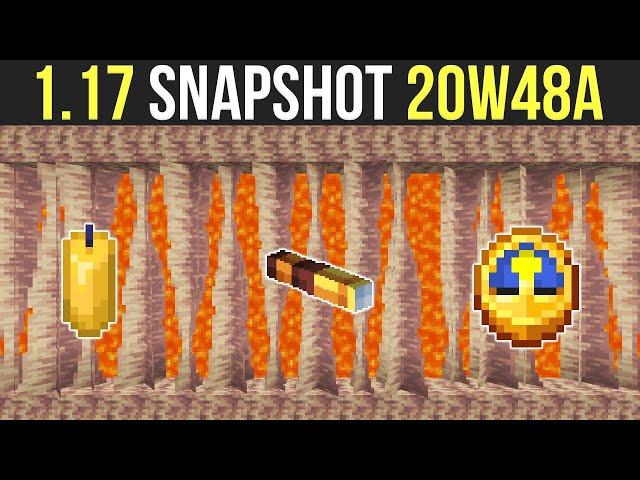 Minecraft: Java Edition - Snapshot 20w48a