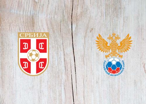 Serbia vs Russia -Highlights 18 November 2020