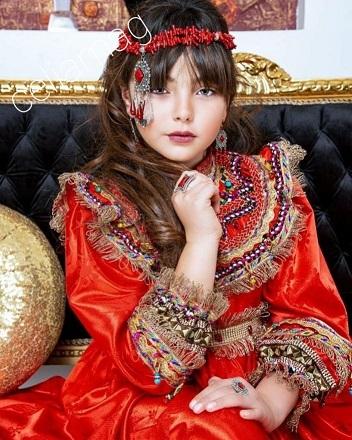 موديلات قنادر قبائلية انيقة لك سيدتي robe kabyle