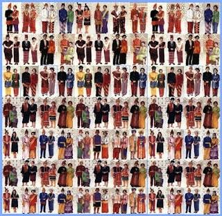 Tempat Sewa Baju Adat Anak 34 provinsi di Bandung