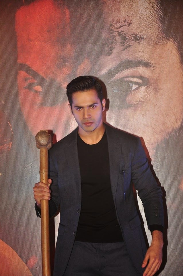 Varun Dhawan, Nawazuddin Siddiqui and Huma Qureshi Launch 'Badlapur' Tease