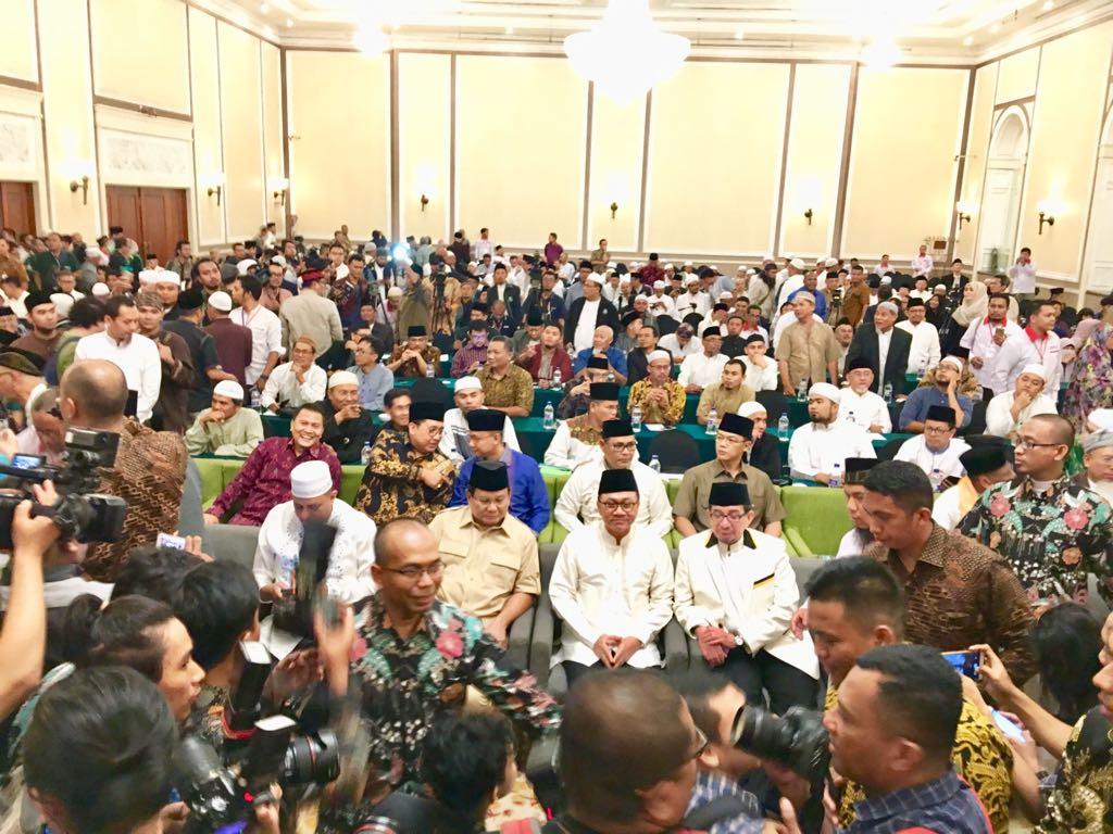 Tentukan Dukungan Pilpres, GNPF Ulama Gelar Ijtima' II