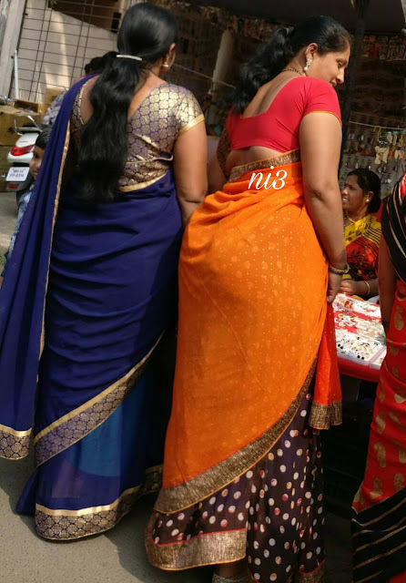 Kavita Aunty Big Ass In Saree - Desi Nirma Aunty-5255