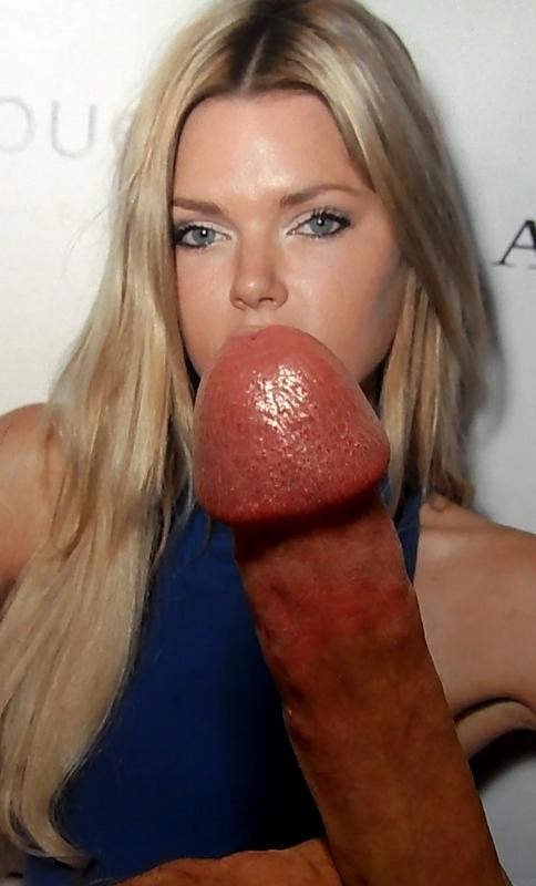 Cum Covered Lips 33