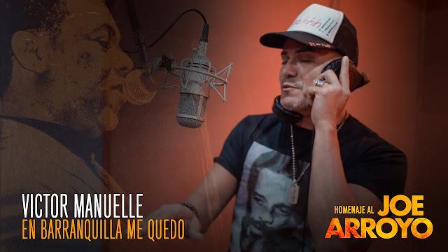 """Victor Manuelle interpreta """"En Barranquilla Me Quedo"""" en  homenaje a Joe Arroyo (+ Vídeo)"""