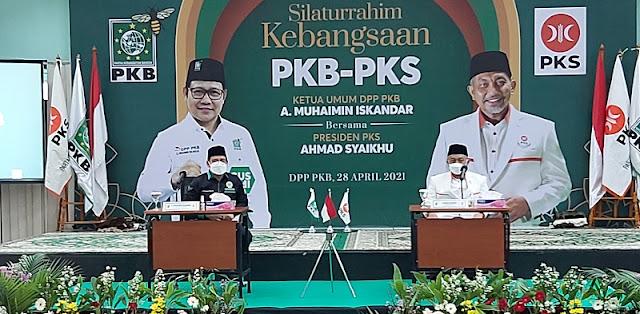 Terima Silaturahmi Politik PKS, PKB: Kami Sepakat Tak Ingin Ada Umat Terluka karena Politik