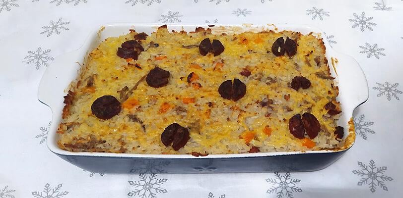 receita arroz de pato - tropa do batom