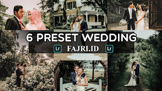 6 Preset Xmp Wedding Terbaik For Lightroom