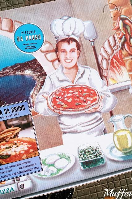 Pizzería Da Bruno - Para llevar