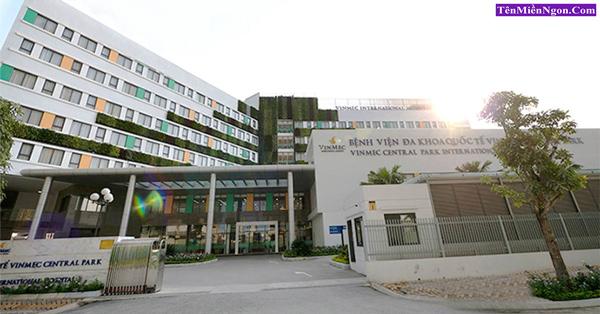 Bệnh viện Vinmec Cetral Park