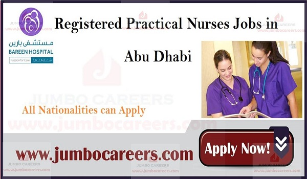 Job openings in Gulf countries, UAE jobs with salary,