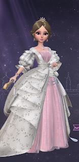 Pink Queen Marie Dress