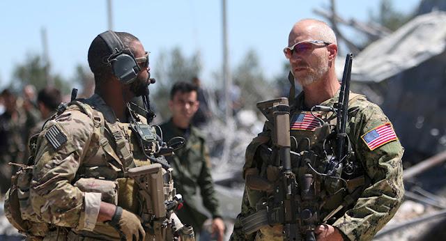 جنرال أمريكي: الولايات المتحدة أخطرت العراق بشأن توجيه ضربة داخل البلاد