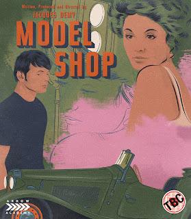 Model Shop - Cover