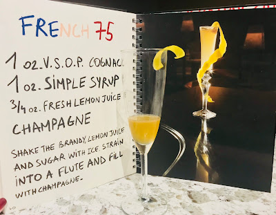 Holiday 2017 Cocktail Club French 75