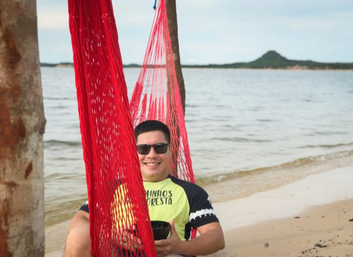 Retirada de redário de praia em Alter do Chão é fake news, afirma Semma
