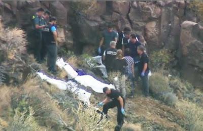 Encontrados restos humanos enterrados en Agüimes