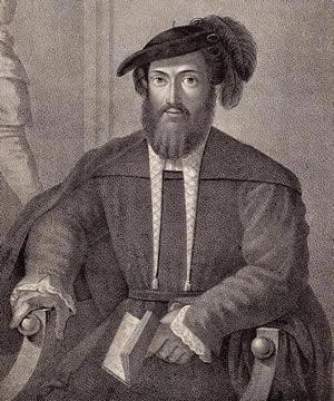 """O """"caso"""" Américo Vespúcio: quem deu o nome à Baía de Todos os Santos?"""