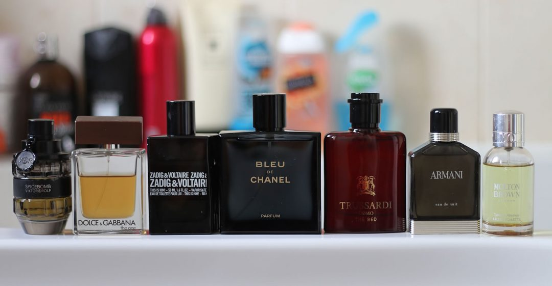 List of Best Men's perfume 2020